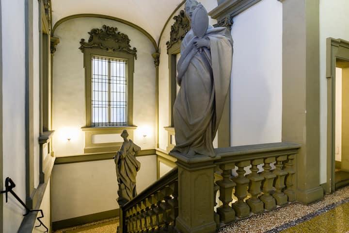 Le statue-luxury open space-five stars suite