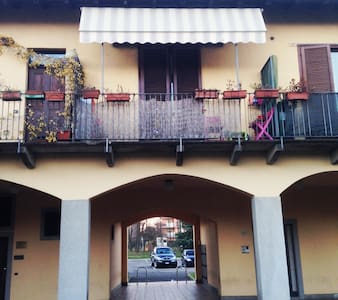 Yellow apartment&attic room - Passirana di Rho