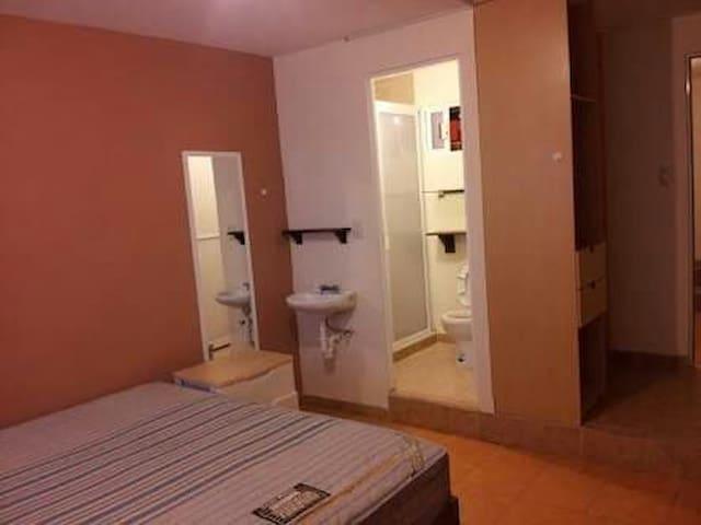 Habitación con un dormitorio - Nezahualcóyotl - House