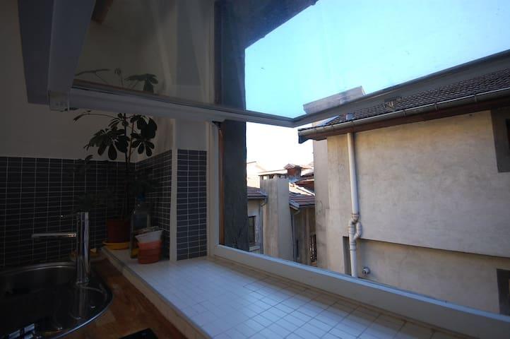 Duplex calme lumineux  - Grenoble - Apartment