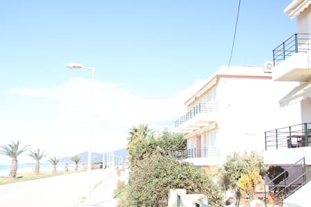 Holiday house in front of the sea - Paralia Kanali - Haus