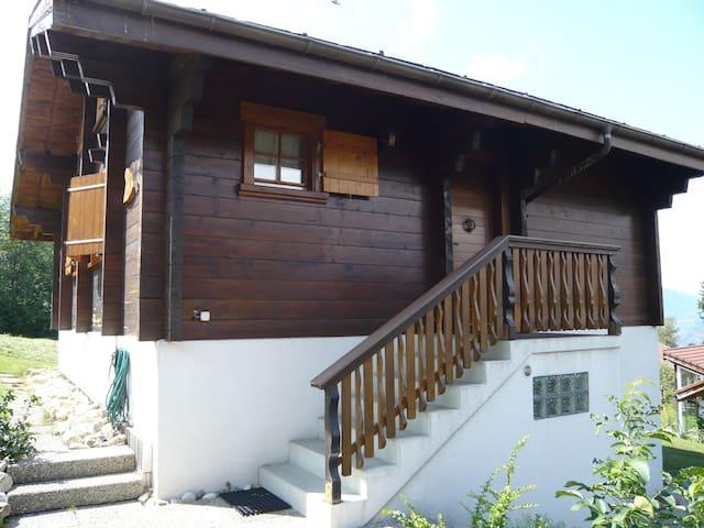 Chalet Brig, Wallis - Ried-Brig - Dům