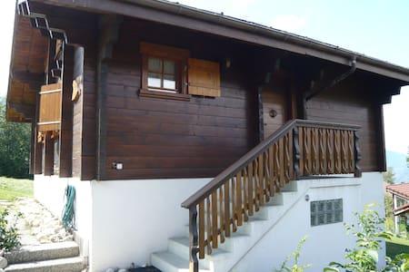 Chalet Brig, Wallis - Ried-Brig - Huis