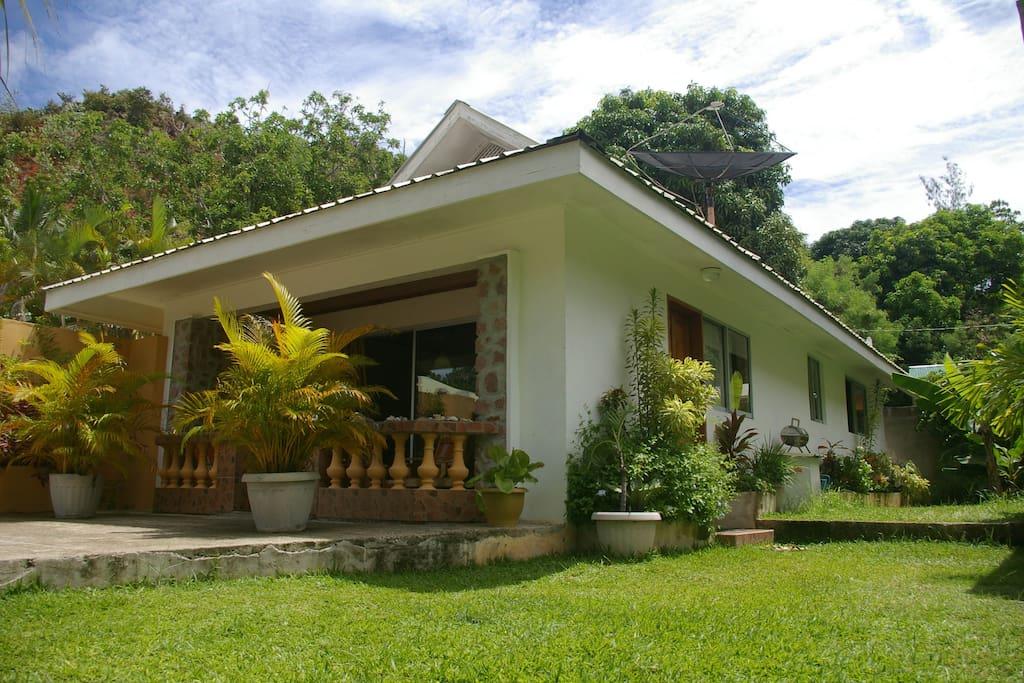 Villa- Exterior