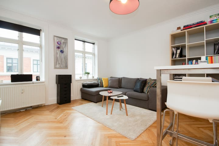 A home for one or two in central Copenhagen
