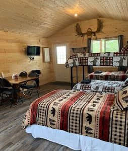 Unique Cabin Accommodations #1