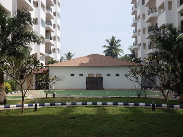 Beautiful,Green ambience with affordable price - Bangalore - Apartamento
