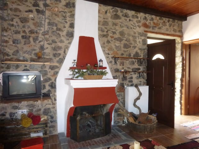 Mainalo Mountain-Traditional Eco House - Stemnitsa - Casa