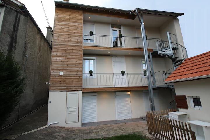 Beau studio Meublé sur Pau - Pau - Condominium