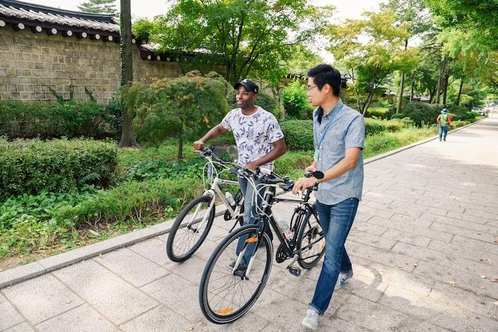 Learn history of Seoul