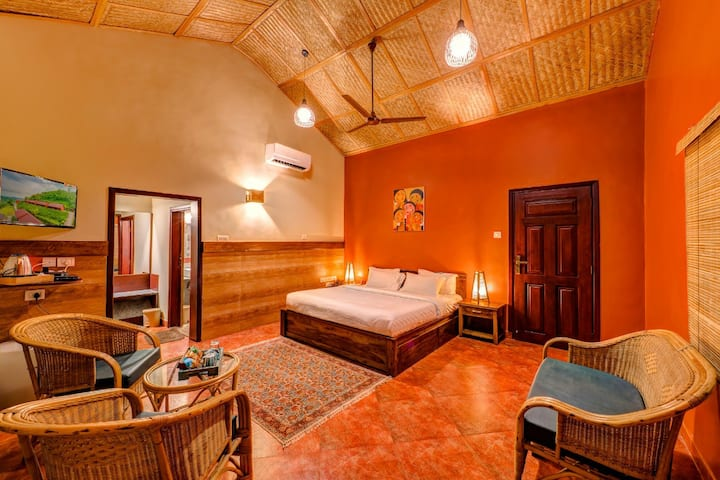 Estate Double occupancy valley view room- Kubera