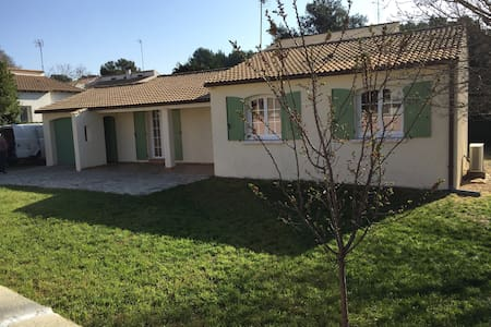 maison de plain-pied à Vergèze - Vergèze - House