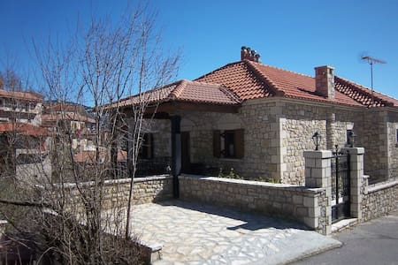 Stone house in Stemnitsa, Arcadia - House