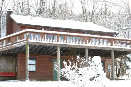 Mountainscape Cabin - McHenry - Chalet