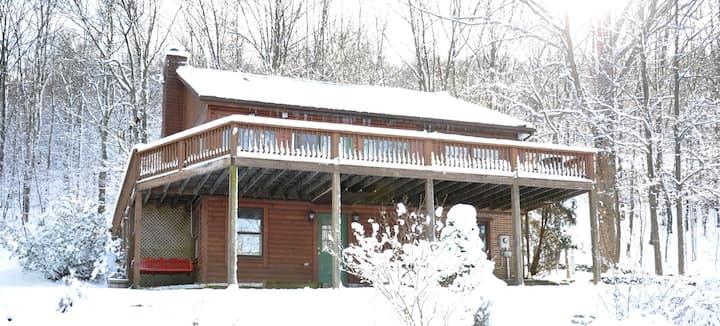 Mountainscape Cabin