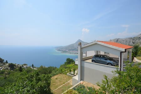 Pikolo Apartments - Green studio - Omiš