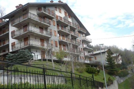 Breathtaking mountain flat - Casteldelfino - Apartment
