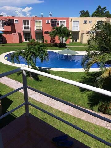 Casa Acapulco con alberca