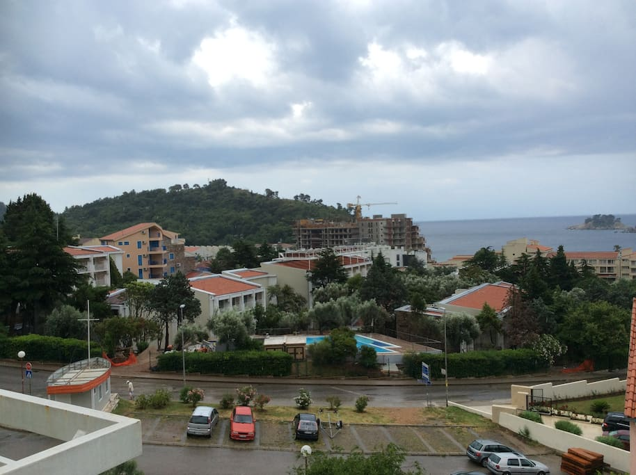 Apartment for rent in Petrovac - Apartments for Rent in