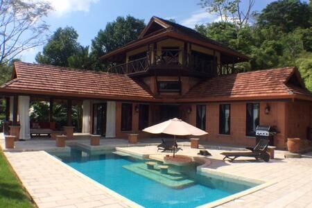Beautifull Private Home in Ojochal