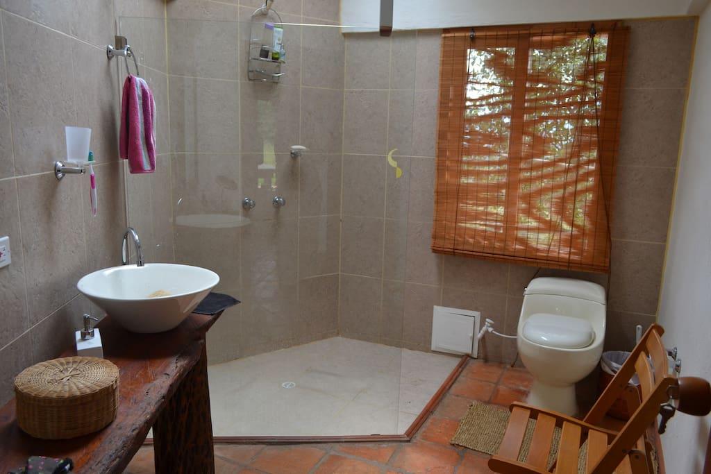 Baño modelo 1