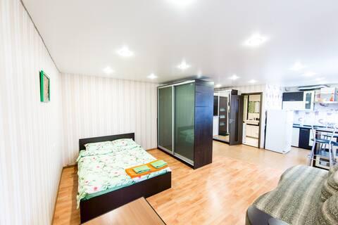 Уютная квартира-студия в центре города