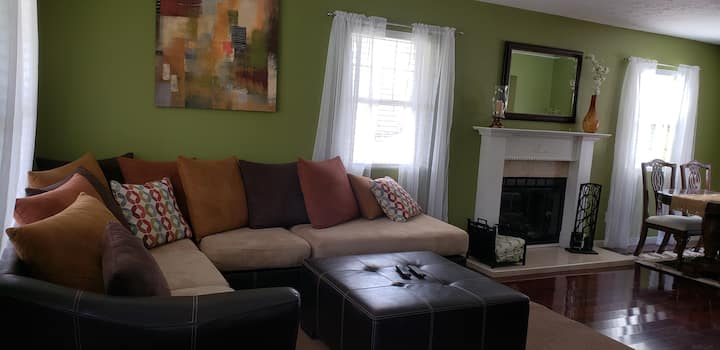 Upscale Apartment in heart of the Smoky Mountains!