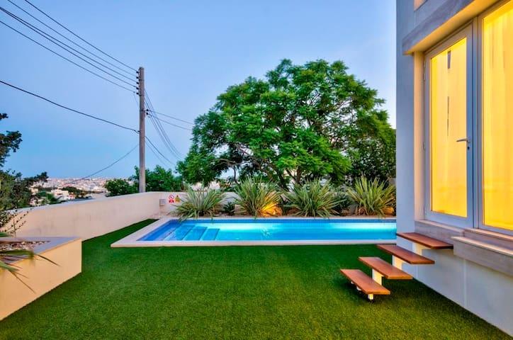 Brand new modern Villa - Iklin - 別荘