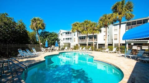 Anna Maria Island Retreat, the Cove at Sandy Point