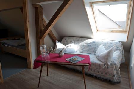 Zimmer in Gästehaus auf dem Land - Zschepplin
