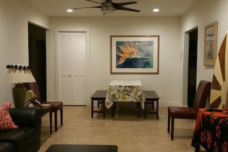 Peaceful new 3 bedroom beach home - Kaaawa - House