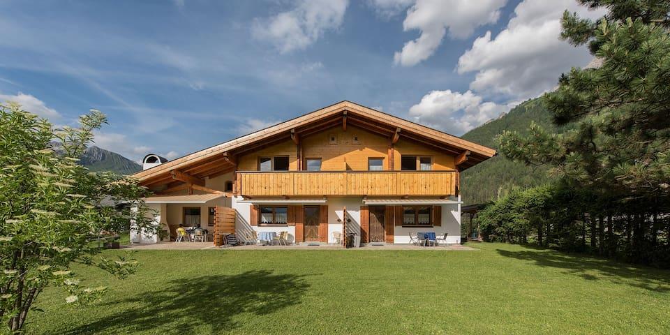 Ferienwohnungen Haus Barbara - Bach - Casa de huéspedes
