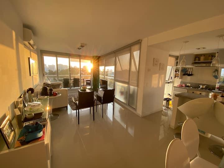 Exclusiva torre , gran apartamento,  160 m2