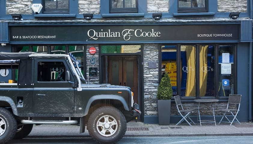 Quinlan & Cooke Boutique Townhouse