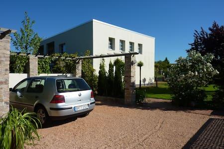 Künstlerhaus am See b Potsdam familienfreundlich - Schwielowsee - Vila