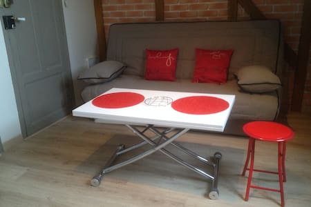 studio neuf Aragon parking - Pau - Apartamento