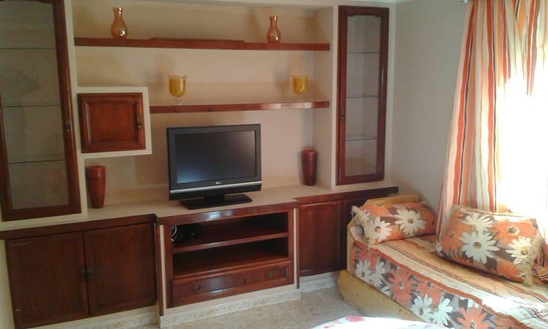 Apartamento de 2 dorm. en Ceuta - Ceuta - Apartamento