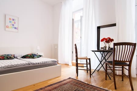 *NEW: Central City Pad - ALM 3 - Berlin - Lejlighed