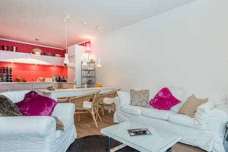 Beautiful new apartment with garden - Wolfratshausen - Apartamento