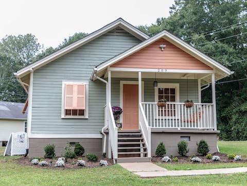 Clemson Memorabilia house Frank Howard III's home