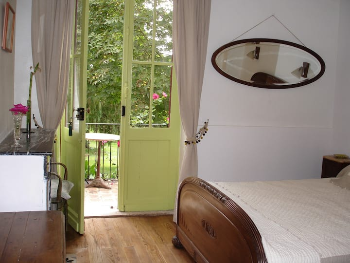 Chambres hôtes La Cigogne Monségur en Gironde