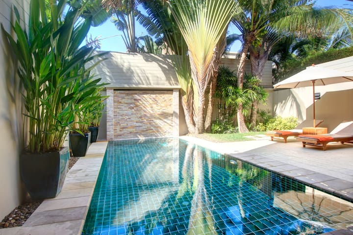2 Bedroom Pool Villa in Phuket - Choeng Thale - Haus