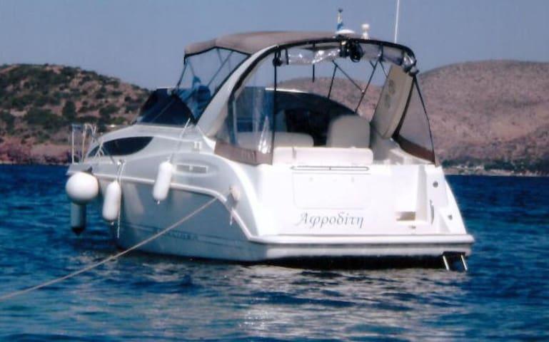 Bayliner CIERA 2855 speedboat - Palaia Fokaia - Boat