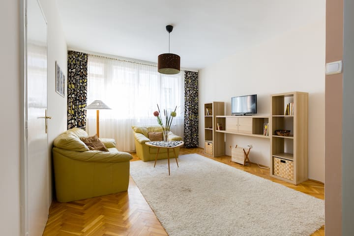 At the foot of the Buda castle - Leni Apartment