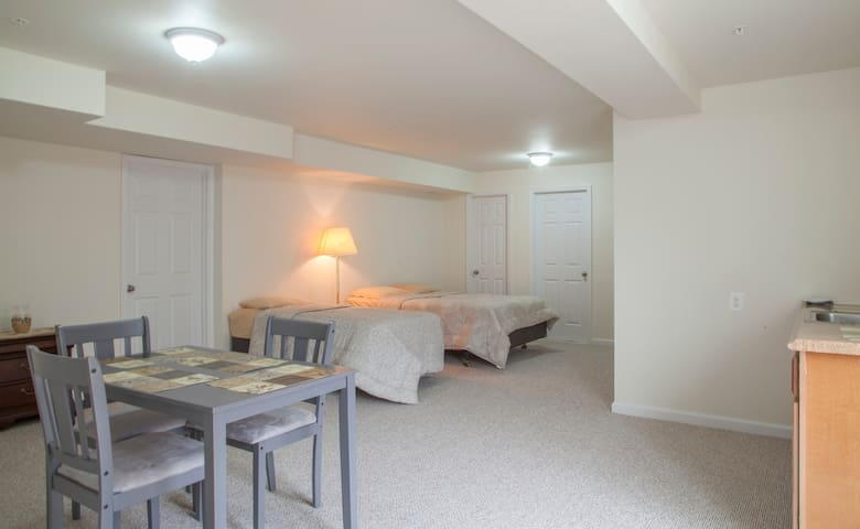 Walkin basement apartment full Bath - Woodbridge - Talo