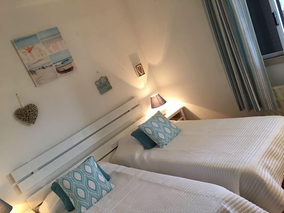 Bedroom .. ( single or double)