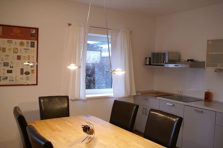 Wohnung Nähe Messe, ruhige Lage - 薩爾斯堡 - 公寓