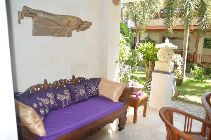 Taman Agung appartement, een schitterende plek. -  Sanur - Departamento
