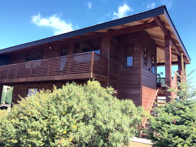 Loft for 4 in front of the Lake - Puerto Varas - Apartemen