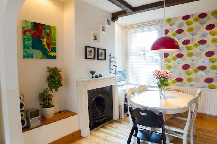 Beautiful family house - Thornton Heath - Casa